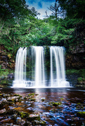 6th Aug 2016 - Sgwd yr Eira (Waterfall of the Snow)