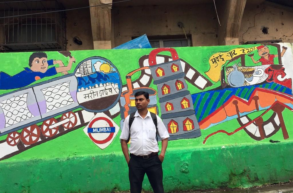 Street Mural by veengupta