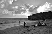 7th Aug 2016 - Even The Kite Surfers Had, Had Enough_DSC9322