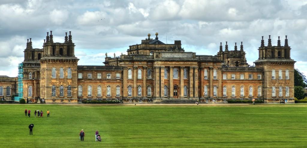 Blenheim Palace by judithdeacon