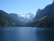 7th Aug 2016 - Lake at Gosau
