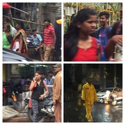 8th Aug 2016 - hectic shopping in the bazaar