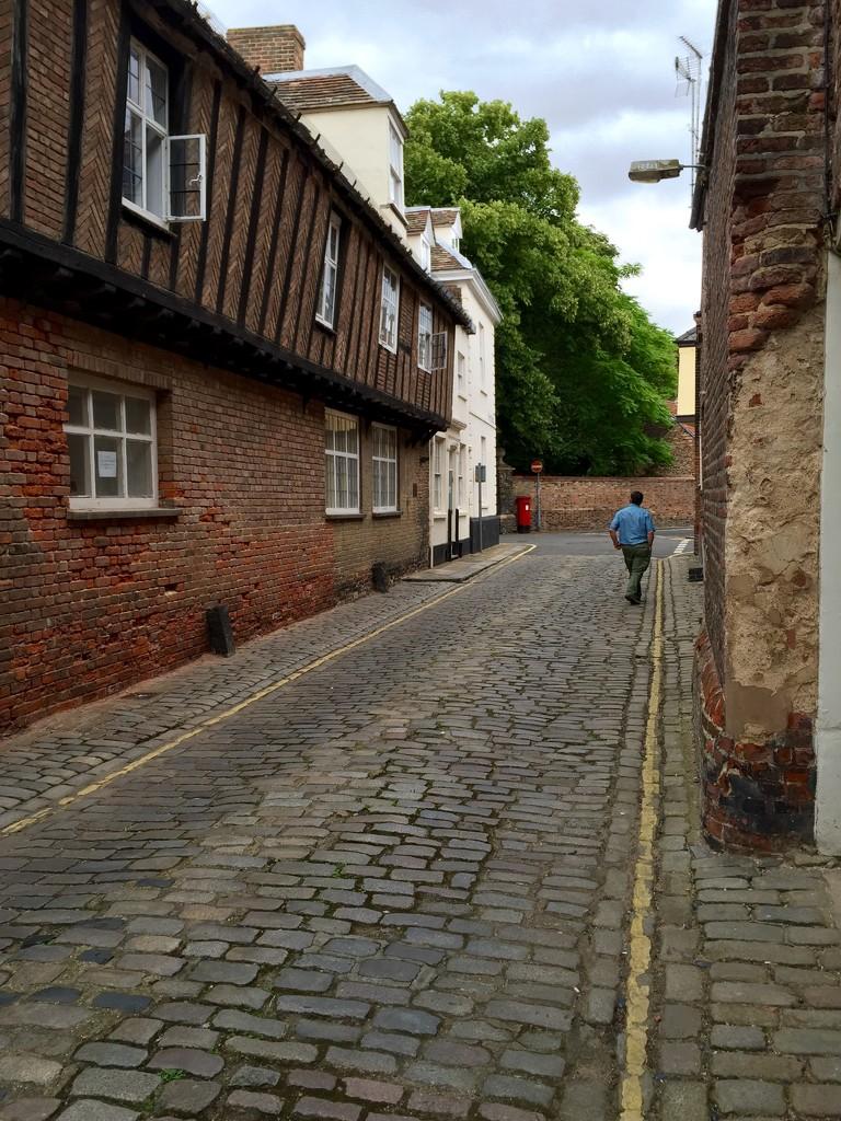 St Margaret's Lane by gillian1912