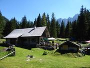 9th Aug 2016 - Alpine Hut