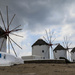 Mykonos windmills by flyrobin