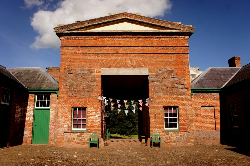 Silverton Park Stables by boxplayer