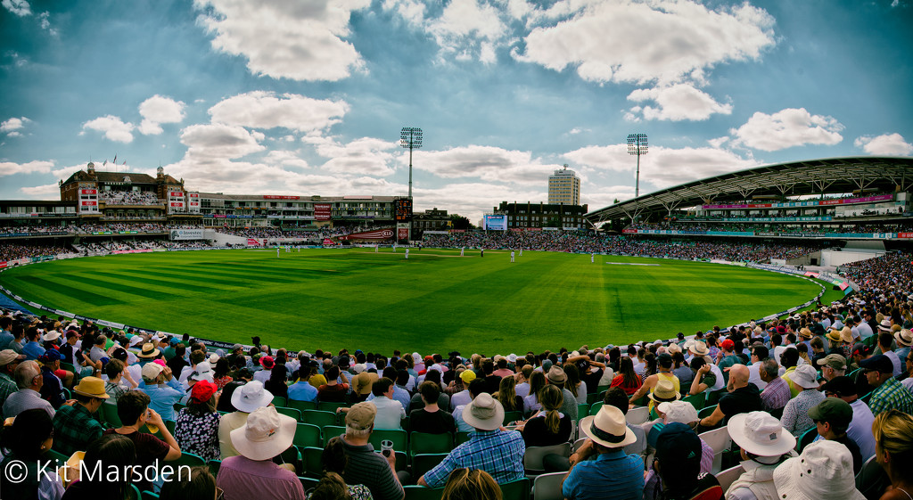 England vs. Pakistan Day 4, at The Oval by manek43509