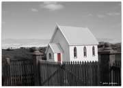 15th Aug 2016 - Kohekohe Church ... Locked out...