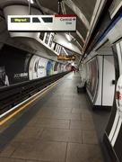 15th Aug 2016 - London Tube