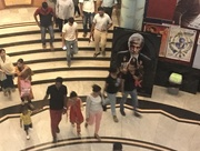 13th Aug 2016 - At the movies