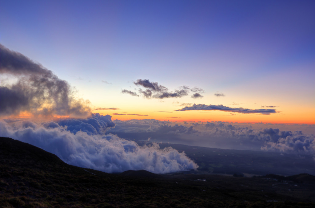 Haleakala Sunset by swchappell