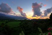 14th Jun 2016 - Hanalei Bay Sunset