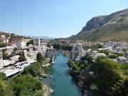 16th Aug 2016 - Old Bridge in Mostar, Bosnia
