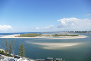 17th Aug 2016 - View over the Bribie Passage