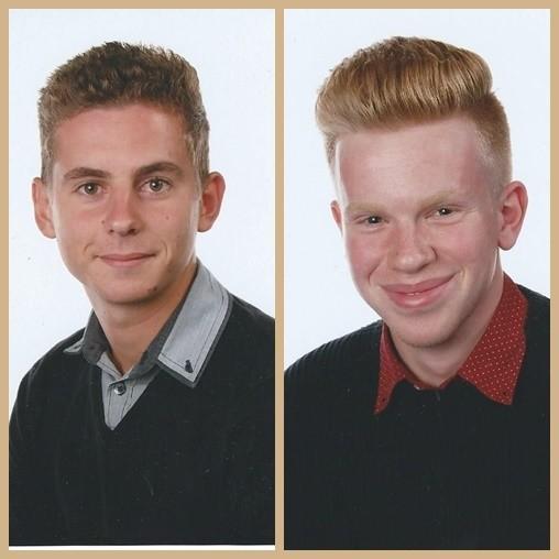 Daniel and Ethan by carolmw