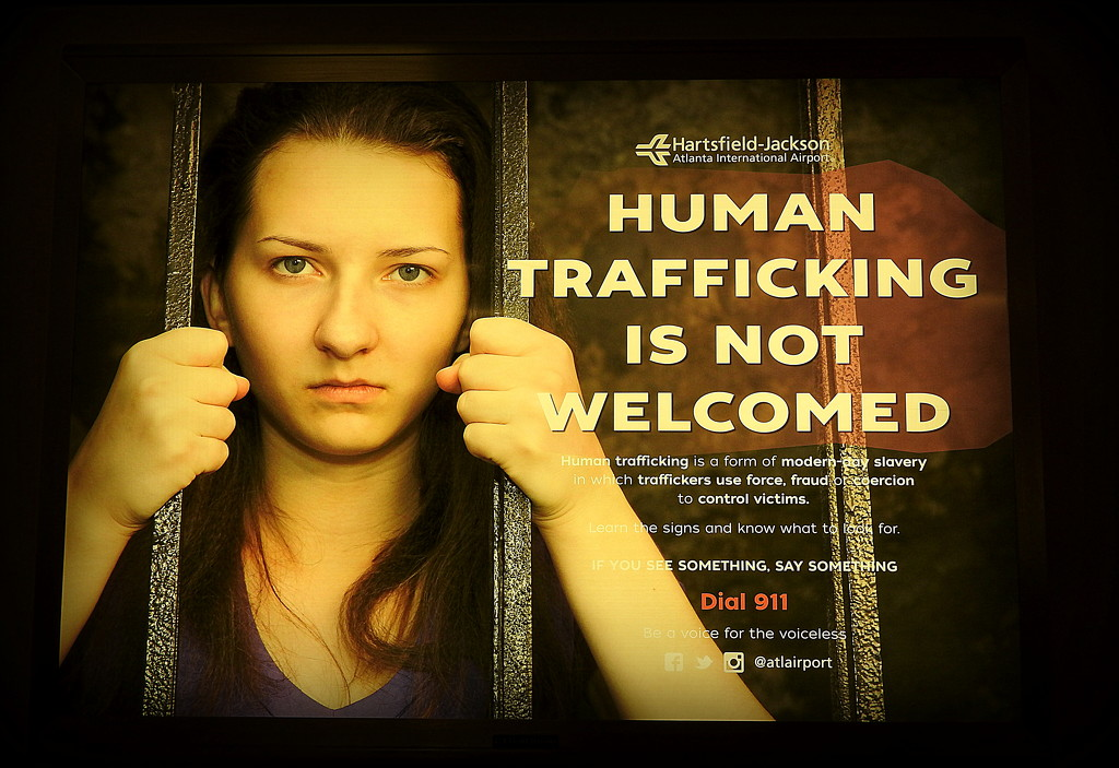 Stop Human Trafficking! by homeschoolmom