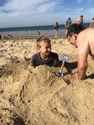 24th Aug 2016 - A Day On The Beach