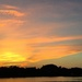 Colonial Lake Park sunset, Charleston, SC by congaree