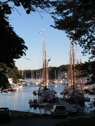 21st Aug 2016 - Harbor at Camden, Maine