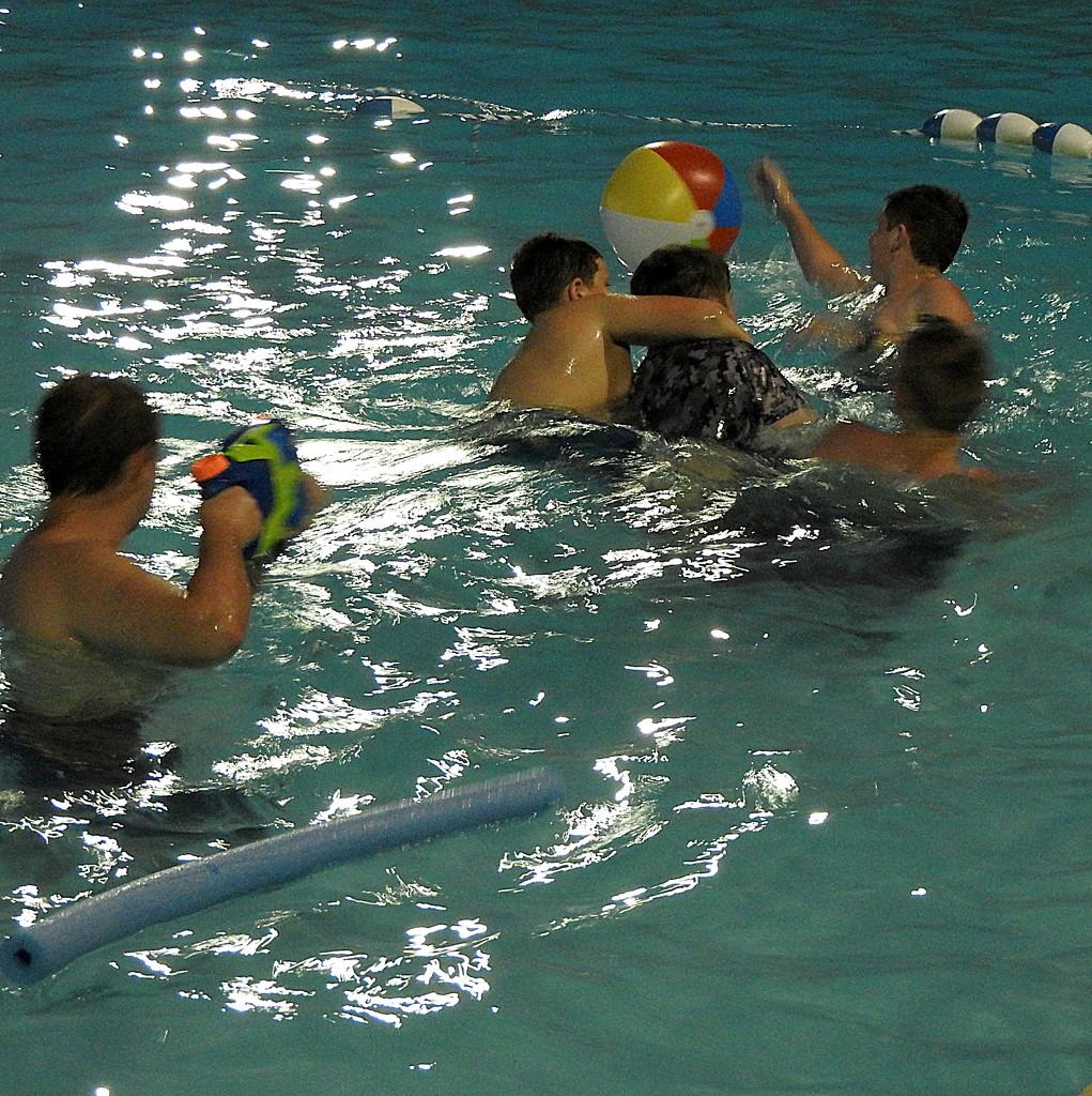 Water Fun by homeschoolmom