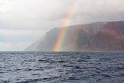 19th Jun 2016 - Napali Coast Rainbow