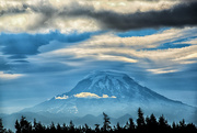 27th Aug 2016 - August27_2016_Rainier_Barely_There_365