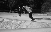 28th Aug 2016 - Day 241 - Skateboard Park