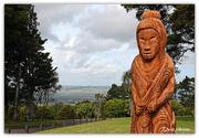 30th Aug 2016 - Maori Carvings..