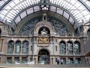 29th Aug 2016 - Antwerp Railway Station