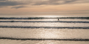 30th Aug 2016 - Alone in the surf