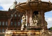 30th Aug 2016 - Day 243 - The Doulton Fountain, Glasgow