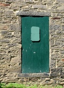 1st Sep 2016 - Green door