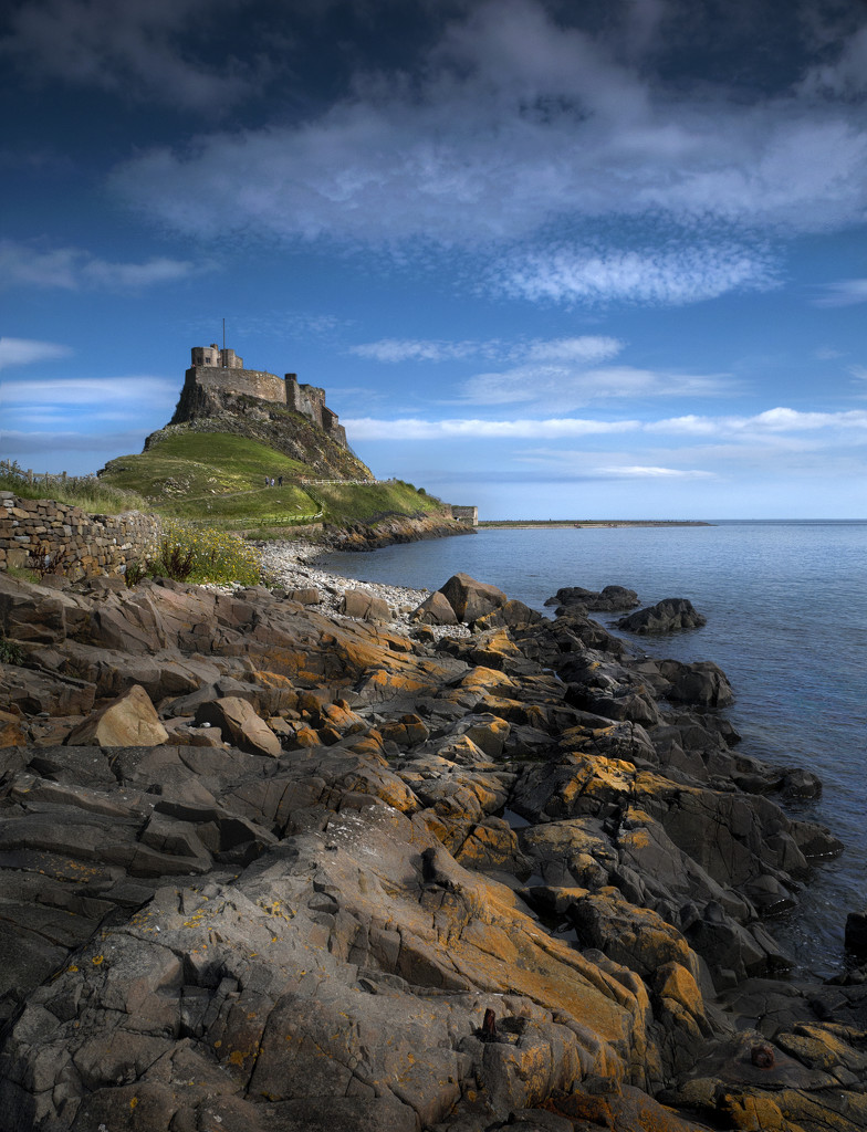 Holy Island by lupus