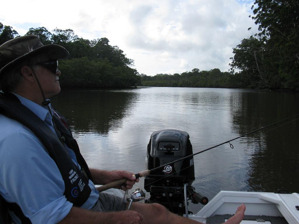 Gone fishin' by loey5150