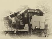 2nd Sep 2016 - Railroad Crossing