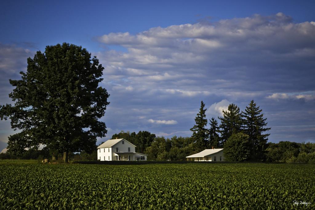 Amish Farm by skipt07