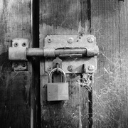3rd Sep 2016 - OCOLOY Day 247: Hasp, Staple, Bolt and Padlock