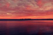 4th Sep 2016 - Sunrise over lake Pyhäjärvi II