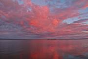 3rd Sep 2016 - Sunrise over lake Pyhäjärvi I