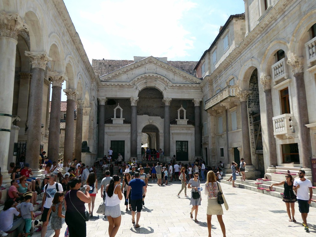 Split - Diocletian's Palace by cmp