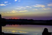 4th Sep 2016 - Fishing at Sunset