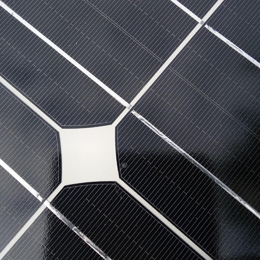 Solar Panel by byrdlip