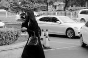 6th Sep 2016 - Lady in Black
