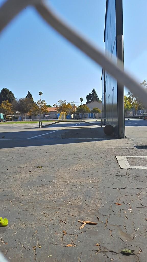 Fairburn School Yard by bambilee