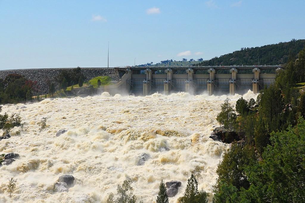 Opening the flood gates by leggzy