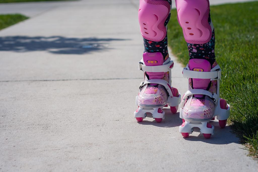Roller Skating by tina_mac