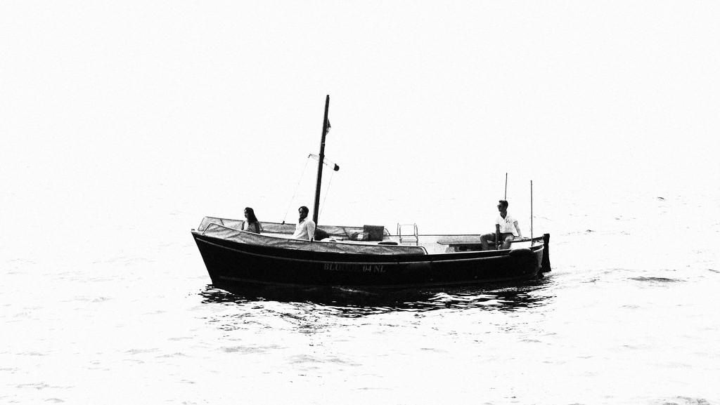 Romantic Boat Trip by phil_sandford
