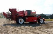 9th Sep 2016 - Farm equipment : potato harvester.