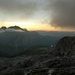 Sunset on the Dachstein by cmp