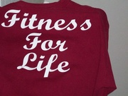 10th Sep 2016 - Senior Citizens Center T-shirt motto